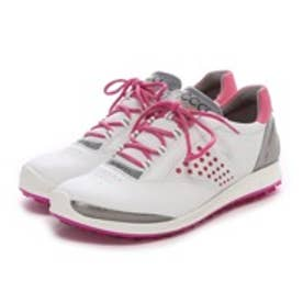 エコー ECCO WOMEN'S GOLF BIOM HYBRID 2(WHITE/CANDY)