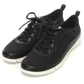エコー ECCO Intrinsic Knit (BLACK/BLACK)