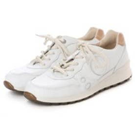 エコー ECCO ECCO CS14 LADIES (WHITE/POWDER)