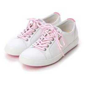 エコー ECCO ECCO WOMENS GOLF CASUAL HYBRID (WHITE)