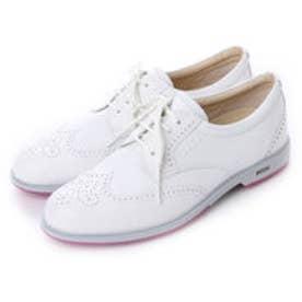 エコー ECCO ECCO WOMENS CLASSIC GOLF HYBRID (WHITE/WHITE)