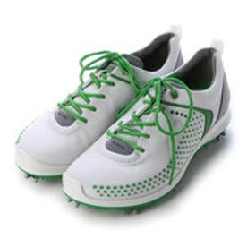 エコー ECCO ECCO WOMEN'S GOLF BIOM G 2 (WHITE/MEADOW)