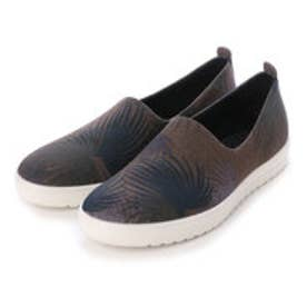 エコー ECCO ECCO Fara Slip On (TARMAC PALM PRINT/DEEP FOREST)