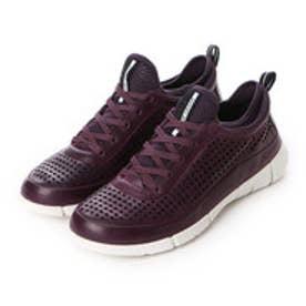 エコー ECCO ECCO Womens Intrinsic Sneaker (MAUVE)