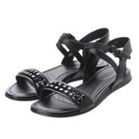 エコー ECCO TOUCH SANDAL (BLACK)