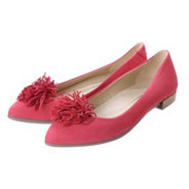 エコー ECCO SHAPE POINTY BALLERINA (RASPBERRY)