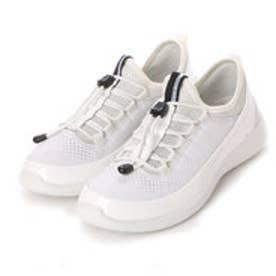 エコー ECCO SOFT 5 (WHITE/WHITE/SHADOW WHITE-CONCRETE)