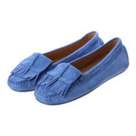 エコー ECCO LADIES SUMMER MOC (RETRO BLUE)
