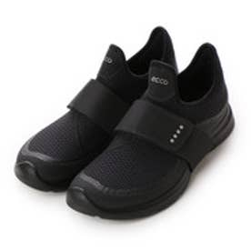 エコー ECCO BIOM AMRAP LADIES (BLACK/BLACK)