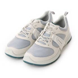 エコー ECCO BIOM AMRAP LADIES (SHADOW WHITE/SHADOW WHITE/BISCAYA)