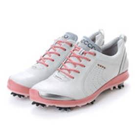 エコー ECCO W Golf Biom G2 (Concrete/Silver Pink)