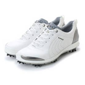 エコー ECCO Womens Golf Biom G 2 (White/Buffed Silver)