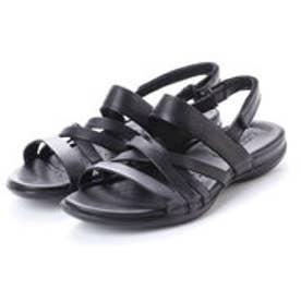 エコー ECCO Flash Casual Sandal (BLACK)