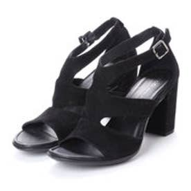 エコー ECCO SHAPE 65 BLOCK SANDAL (BLACK)