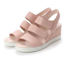 エコー ECCO Shape Wedge Plateau (ROSE DUST)