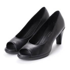 エコー ECCO Shape 55 Peep Toe Sleek (BLACK)