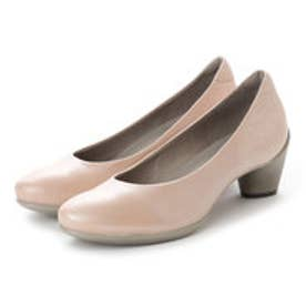 エコー ECCO Sculptured 45 Plain Pump (POWDER SILVER METALLIC)