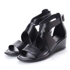 エコー ECCO Shape 35 Wedge Ankle (BLACK)