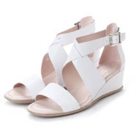 エコー ECCO Shape 35 Wedge Ankle (BRIGHT WHITE)