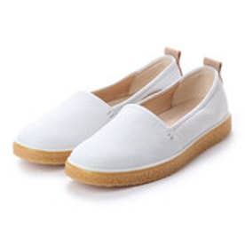 エコー ECCO Womens Crepetray Slip On (SHADOW WHITE)