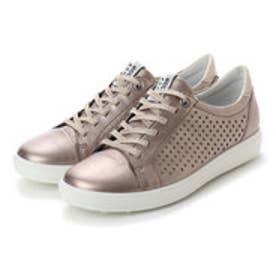 エコー ECCO Womens Casual Hybrid Perf (WARM GREY)