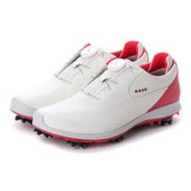 エコー ECCO Womens BIOM G 2 BOA (WHITE/TEABERRY)