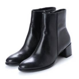 エコー ECCO Shape 35 Block Ankle Boot (BLACK)