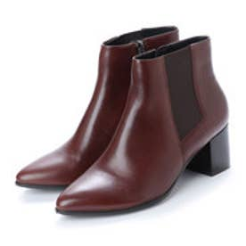 エコー ECCO Shape 45 Pointy Block (BRANDY)