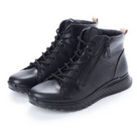 エコー ECCO Womens ST1 High Top (BLACK)