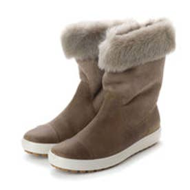 エコー ECCO Womens Soft 7 TRED Boot (NAVAJO BROWN/MOON ROCK)