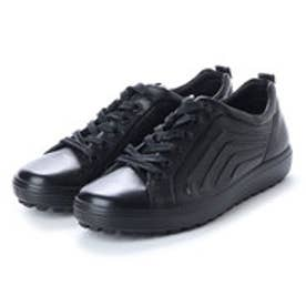 エコー ECCO Womens Soft 7 TRED L (BLACK)
