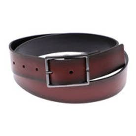エコー ECCO Dan Formal Belt (COGNAC /BLACK)