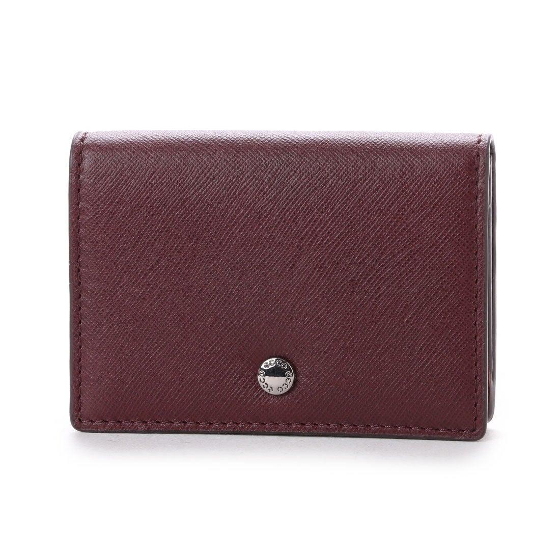 bb3f96a7dd エコー ECCO Iola Card Case (WINE) -アウトレット通販 ロコレット ...