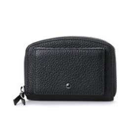 エコー ECCO SP 2 Medium Bow Wallet (BLACK)
