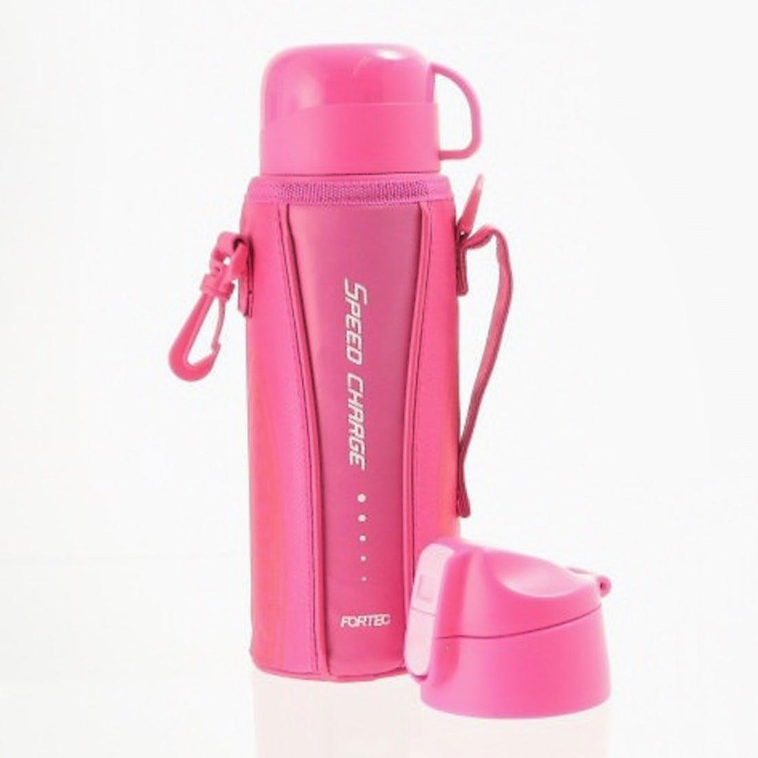 スピード SPEEDO フォルテック・スピード 2WAYボトル FSR-619 (ピンク)