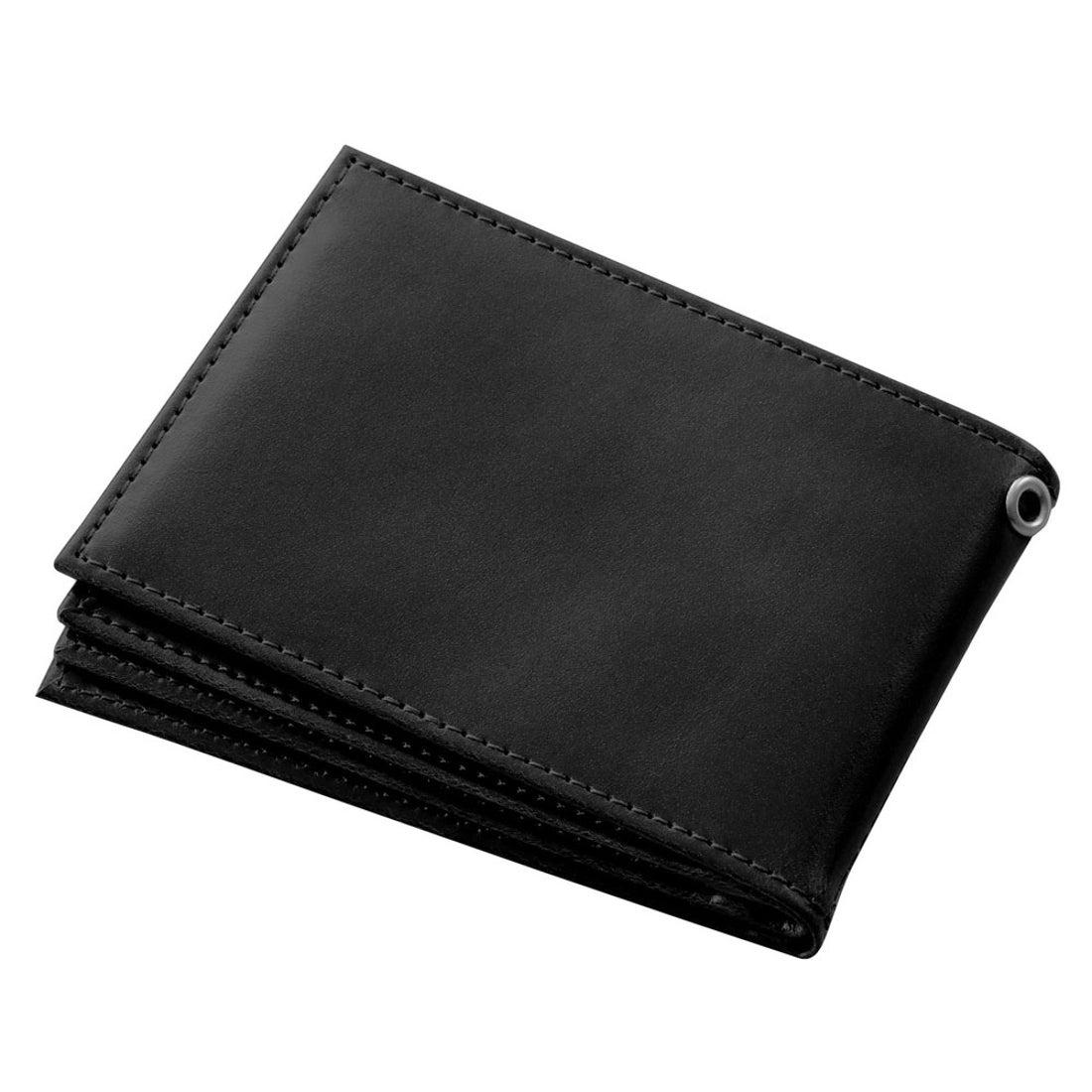 ノーブランド No Brand カードケース (ブラック)