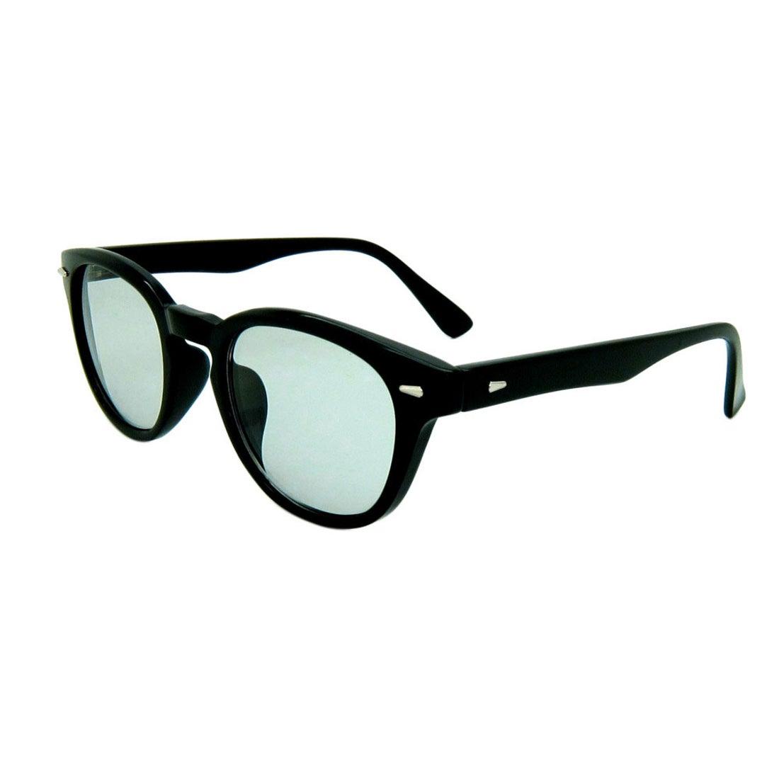 ノーブランド No Brand サングラス sunglass 5005 (ブラック/ライトグレー)