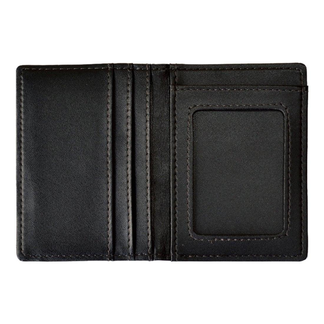 ノーブランド No Brand スキミング防止カードケース (黒)