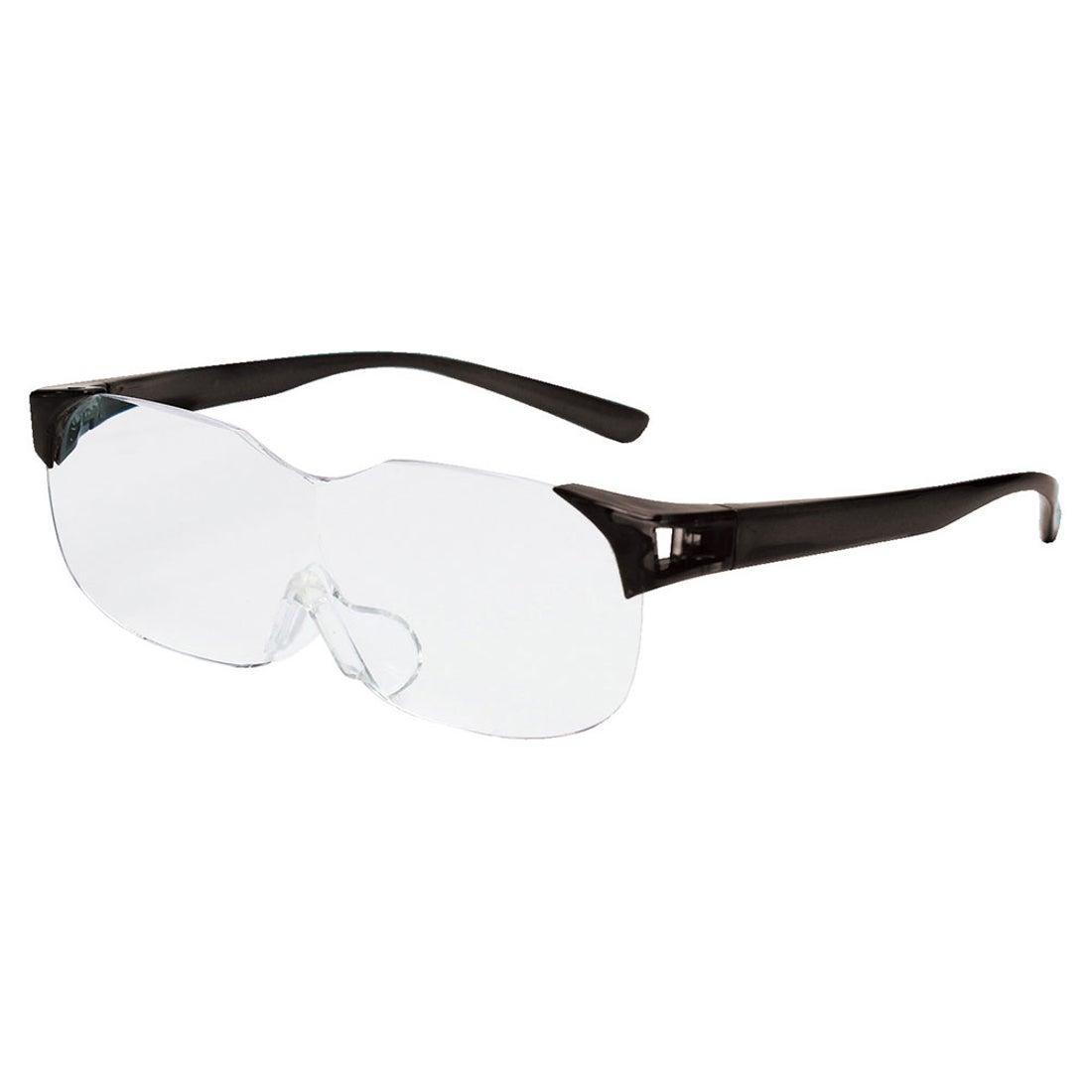 ノーブランド No Brand SMARTEYE スマートアイ 眼鏡タイプ SM011 SL105 (ダークグレー)
