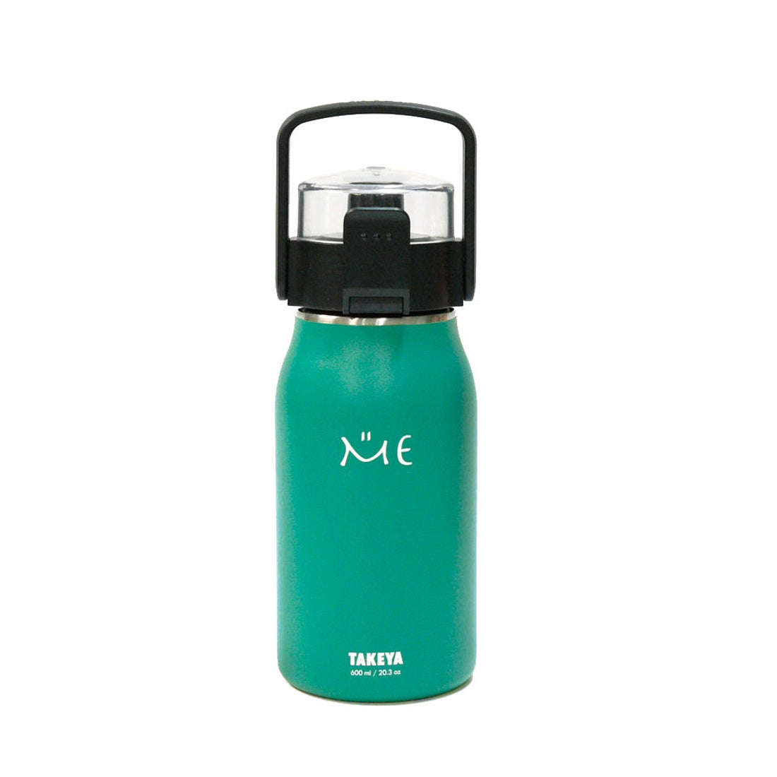 ノーブランド No Brand ステンレスボトル ミーボトル 600ml (グリーン)