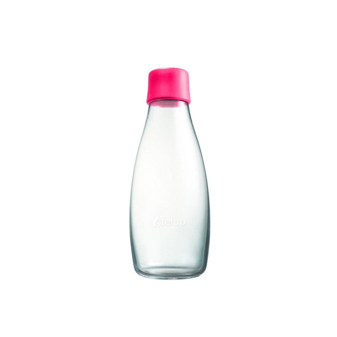 ノーブランド No Brand retapbottle05 リタップボトル 500ml (ピンク)