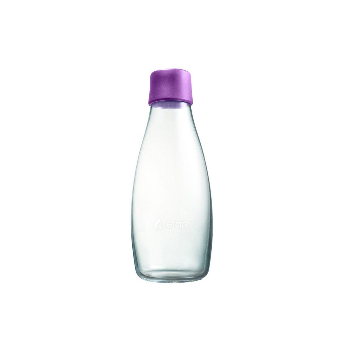 ノーブランド No Brand retapbottle05 リタップボトル 500ml (パープル)