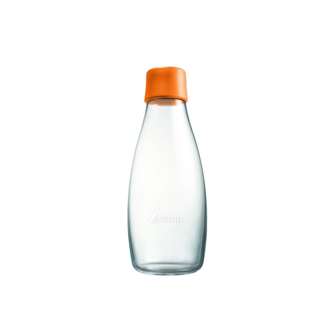 ノーブランド No Brand retapbottle05 リタップボトル 500ml (オレンジ)