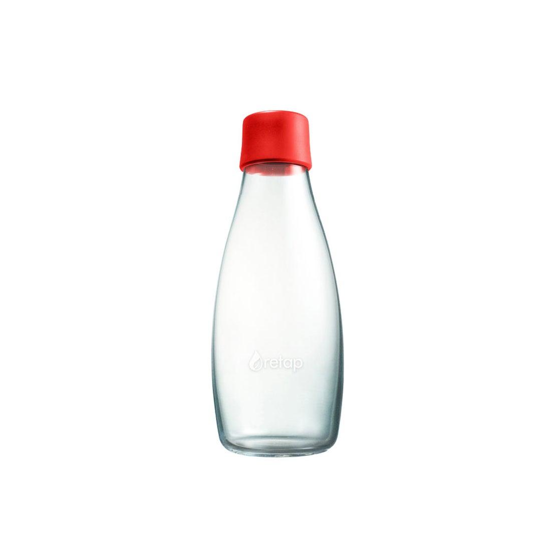 ノーブランド No Brand retapbottle05 リタップボトル 500ml (レッド)