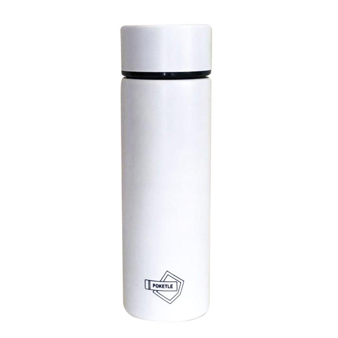 ノーブランド No Brand POKETLE ポケトル ステンレスボトル (ホワイト)