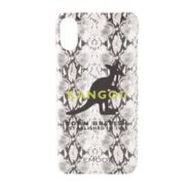EMODA 【EMODA×KANGOL】iPhone case fot X(ライトミックス)