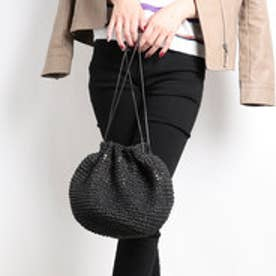 【EVOL】ILIMA Casselini ペーパー巾着 (ブラック)