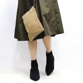 ソックスストレッチショートブーツ MJ3022 (ブラック)