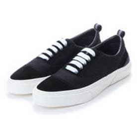スラック SLACK [SLACK FOOTWEAR] RECENT リセント スニーカー(BLACK/WHITE)