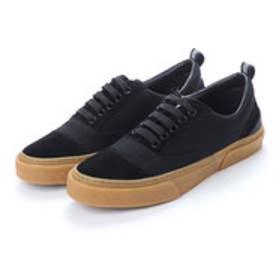 スラック SLACK [SLACK FOOTWEAR] RECENT リセント スニーカー (BLACK/GUM)